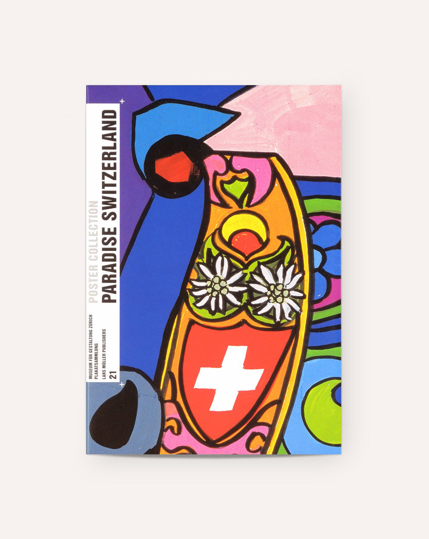 Poster Collection 21: Paradise Switzerland