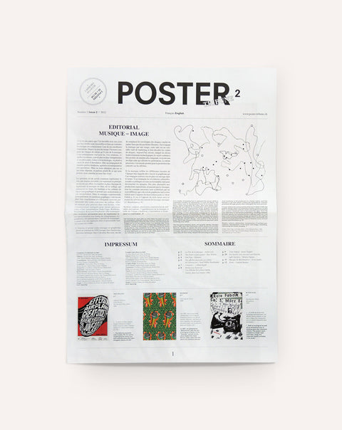 Poster Tribune, Issue 2