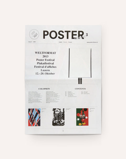 Poster Tribune, Issue 3