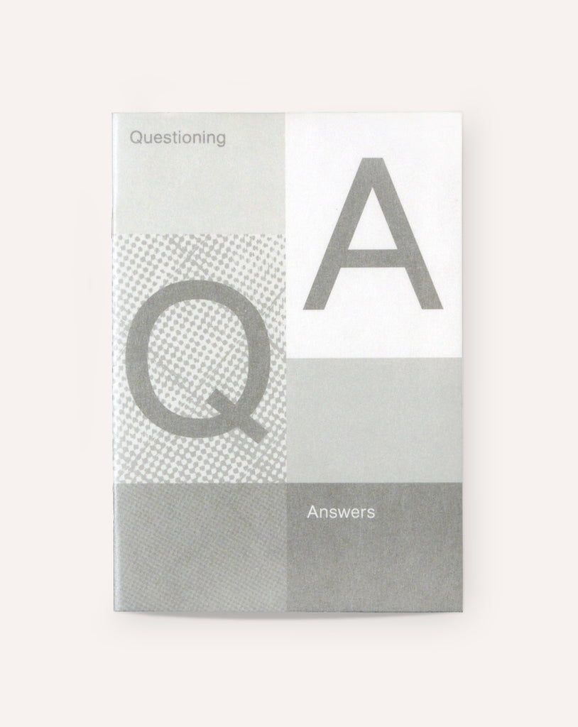 Questioning Answers
