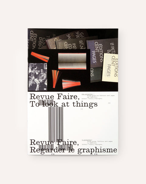Revue Faire No. 1 (Rouge-gorge, Éditions Cent pages by SpMillot)