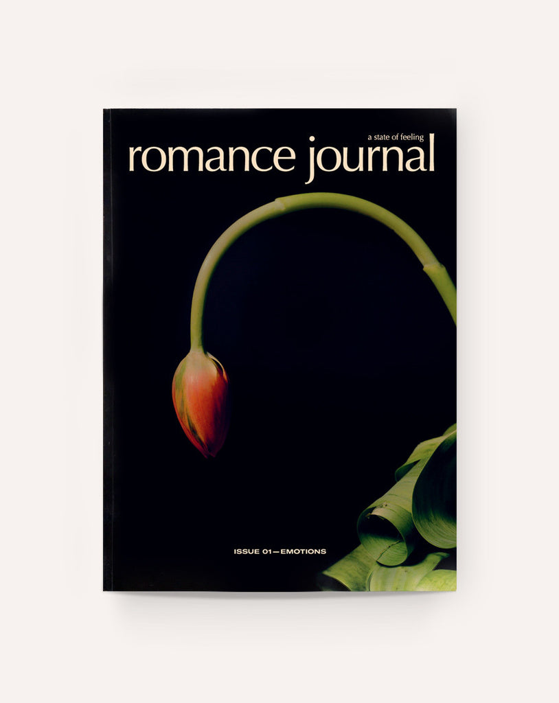 Romance Journal: Issue 01 - Emotions