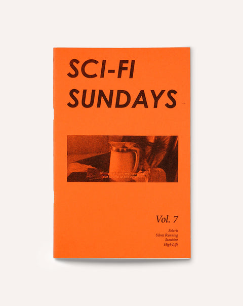 Sci-Fi Sundays Vol. 7 / Sarah Hotchkiss