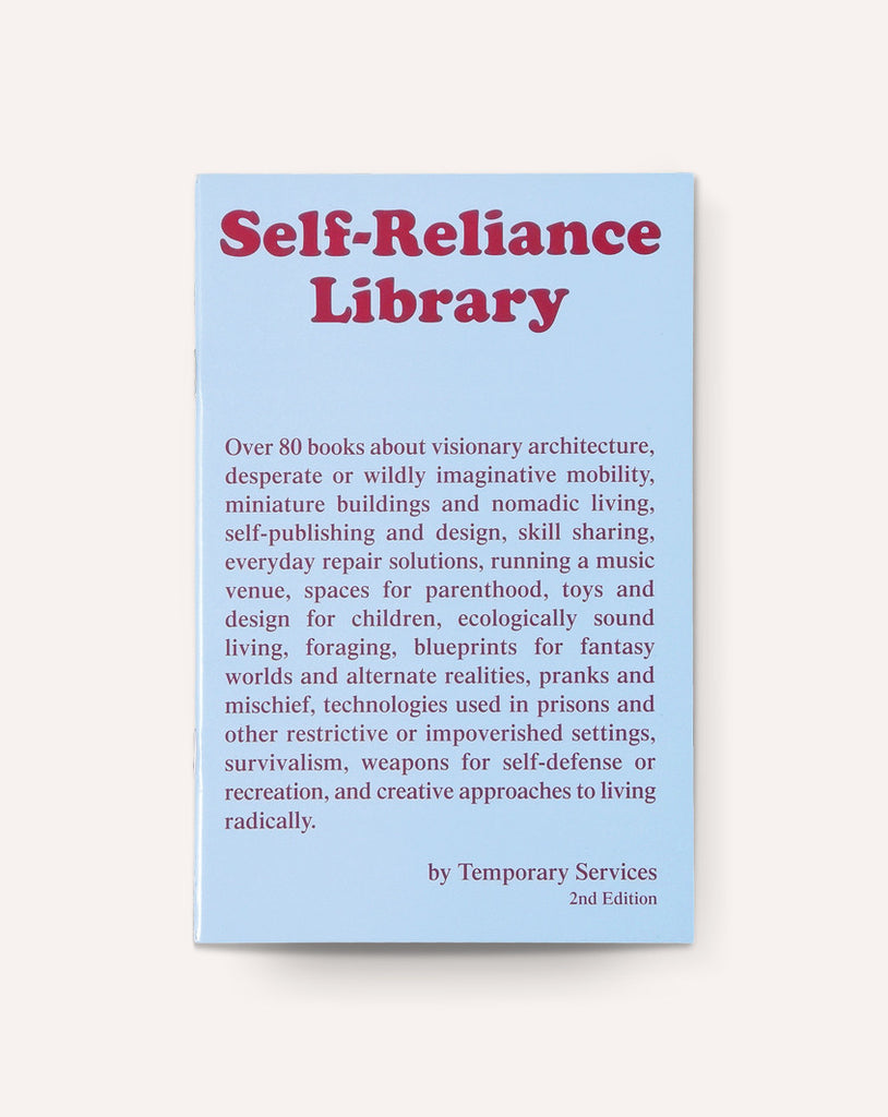 Self-Reliance Library (2nd Edition)