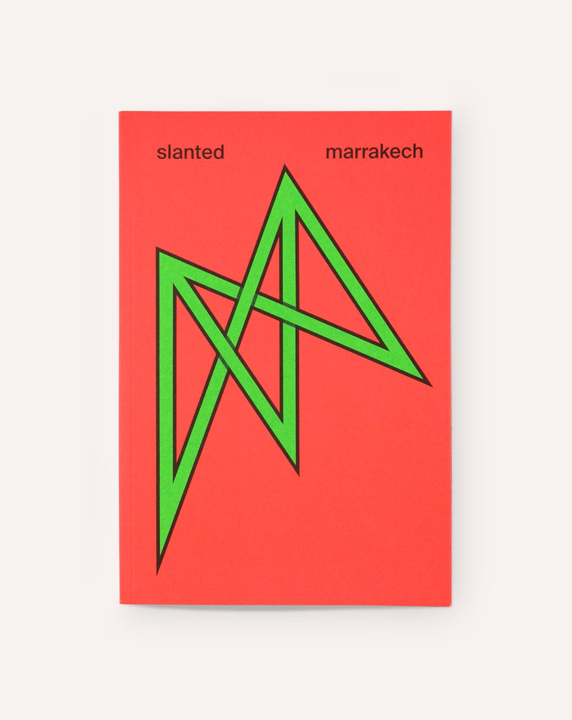 Marrakech (Slanted Special Issue)