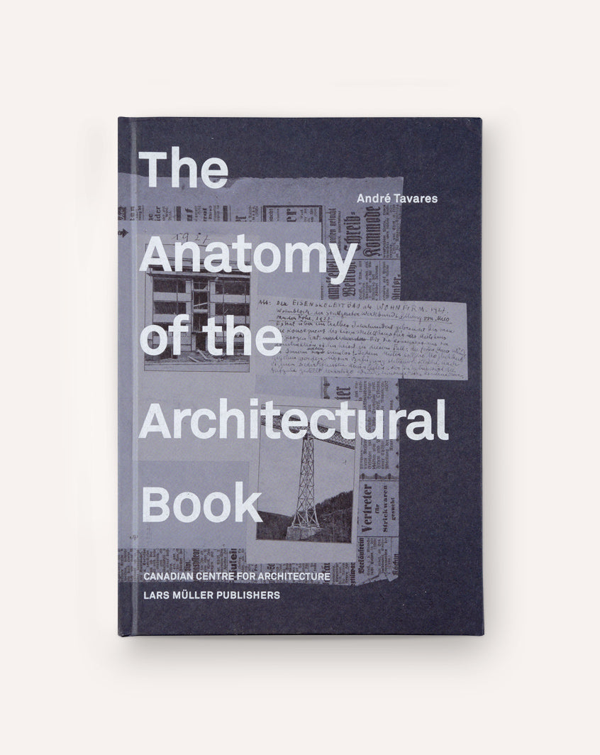 The Anatomy Of The Architectural Book Draw Down