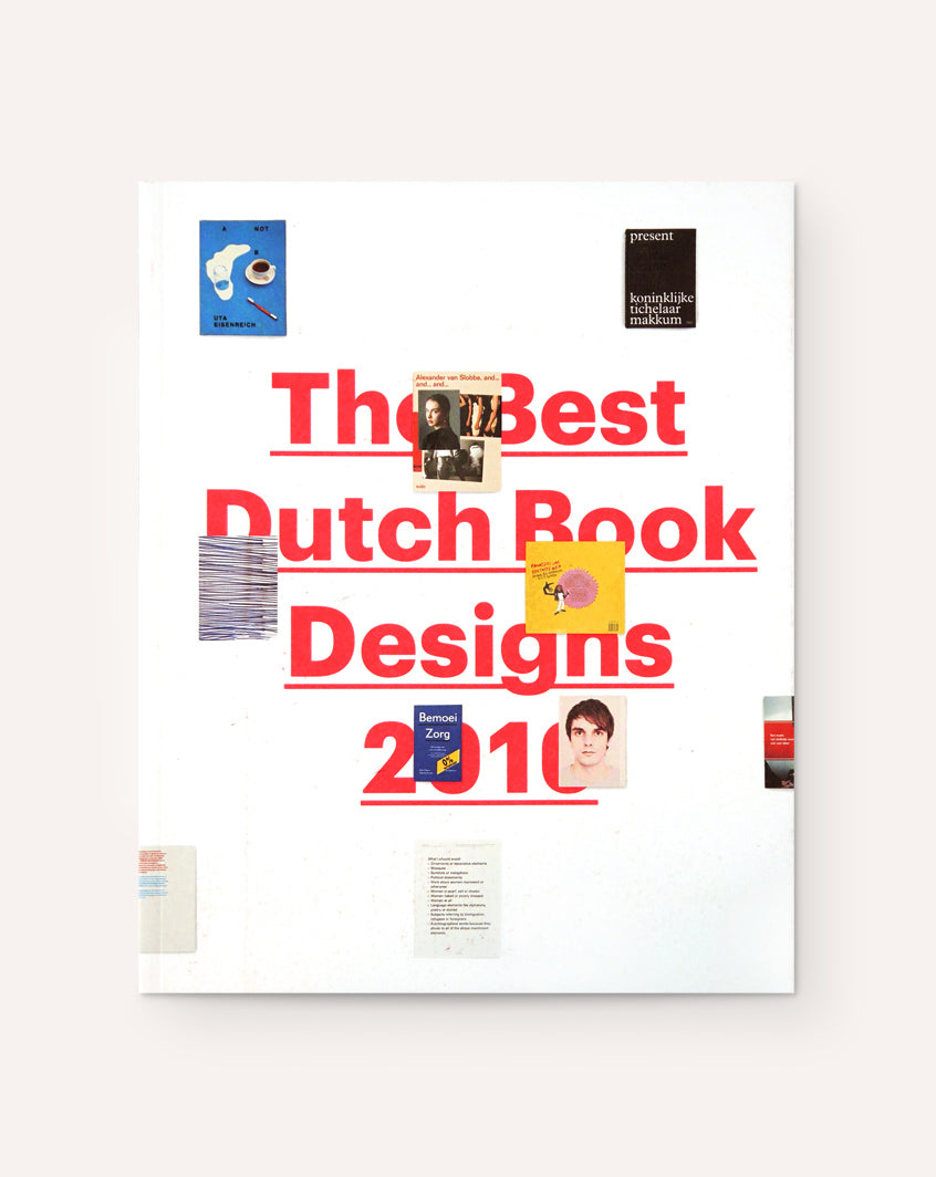 The Best Dutch Book Designs 2010