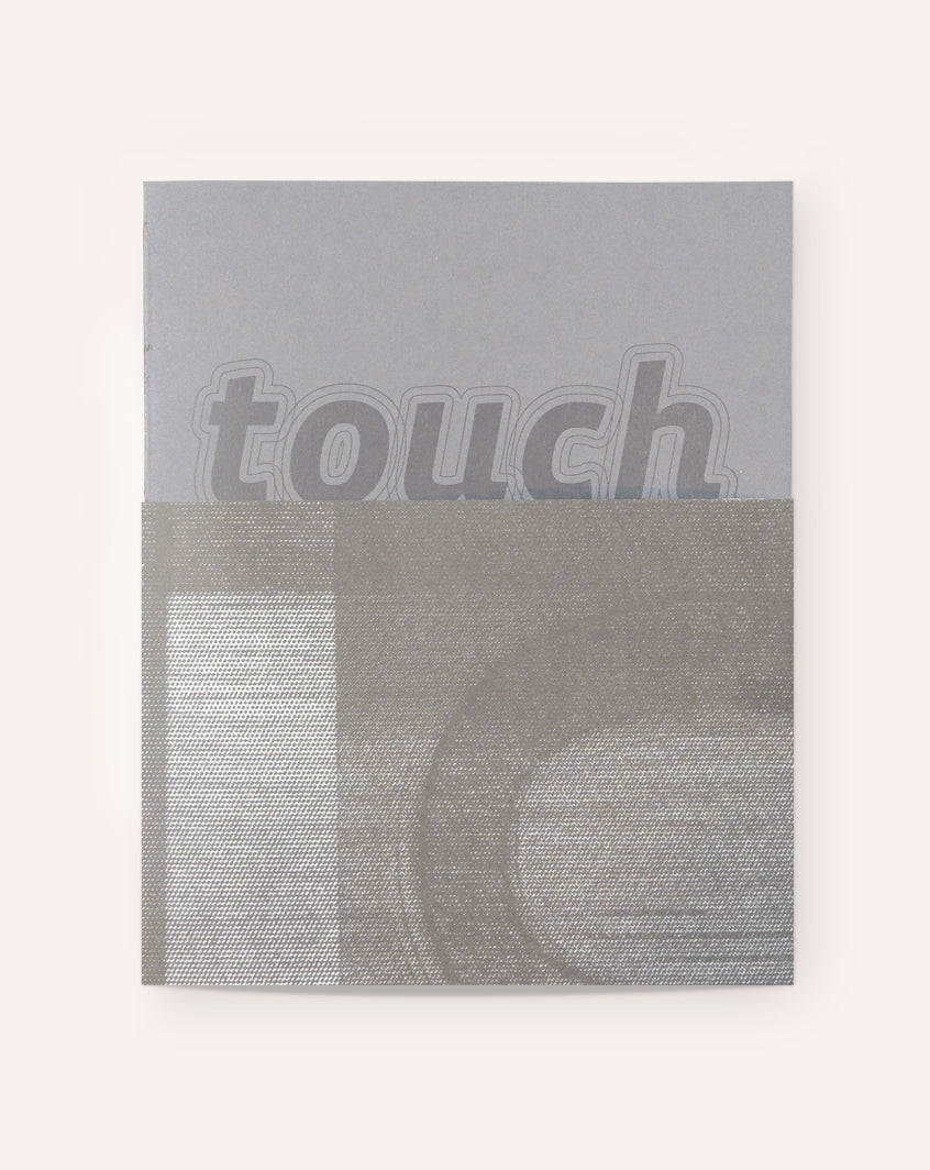 Touch: The Vista Sans Wood Type Project Book