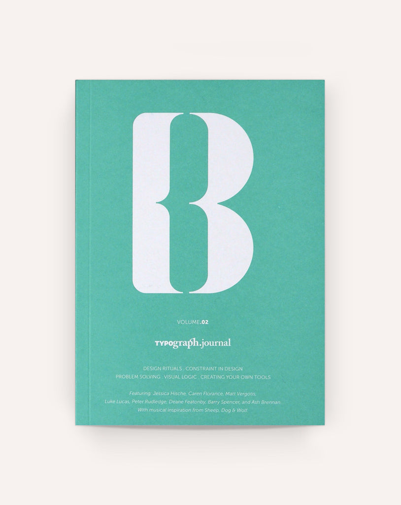 Typograph.Journal Vol. 02