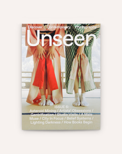 Unseen Magazine, Issue 6