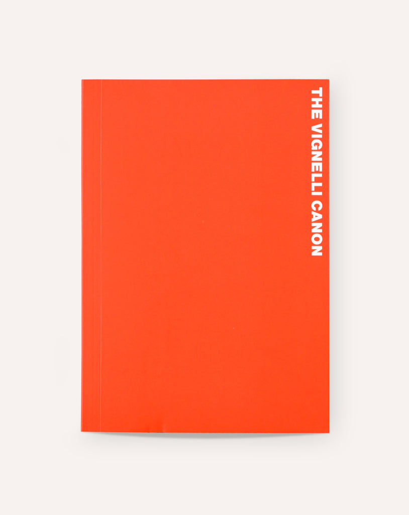 VIGNELLI CANON EBOOK DOWNLOAD