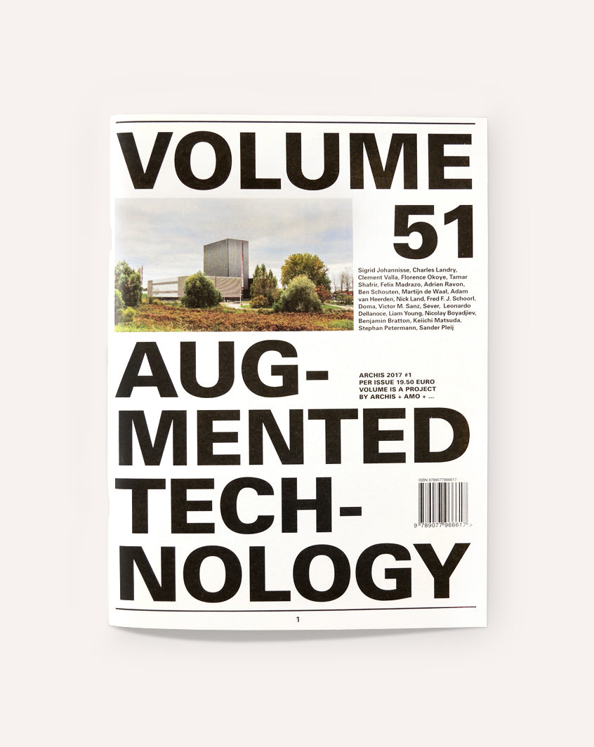 Volume #51: Augmented Technology