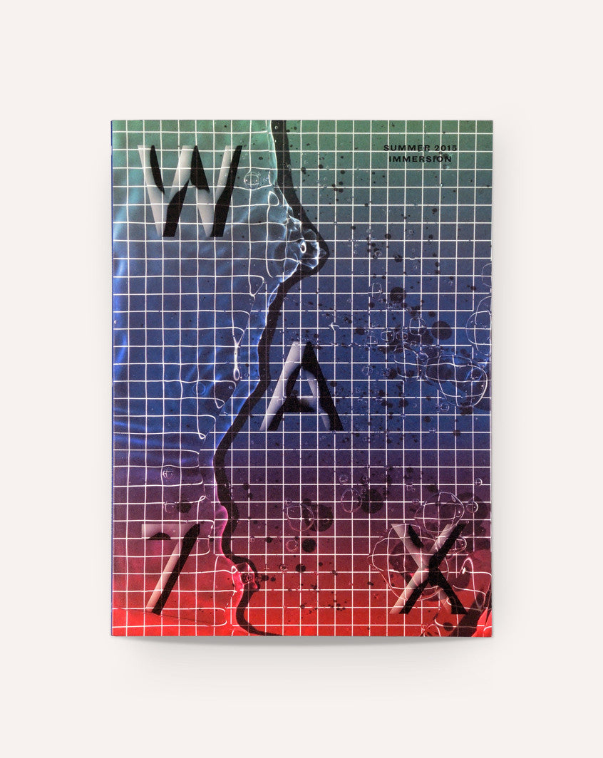 Wax — Immersion (Issue 7)