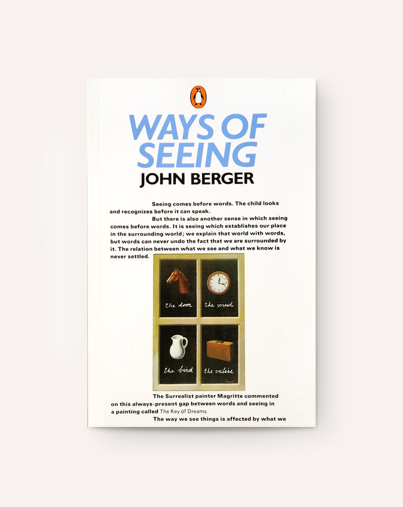 Ways of Seeing / John Berger
