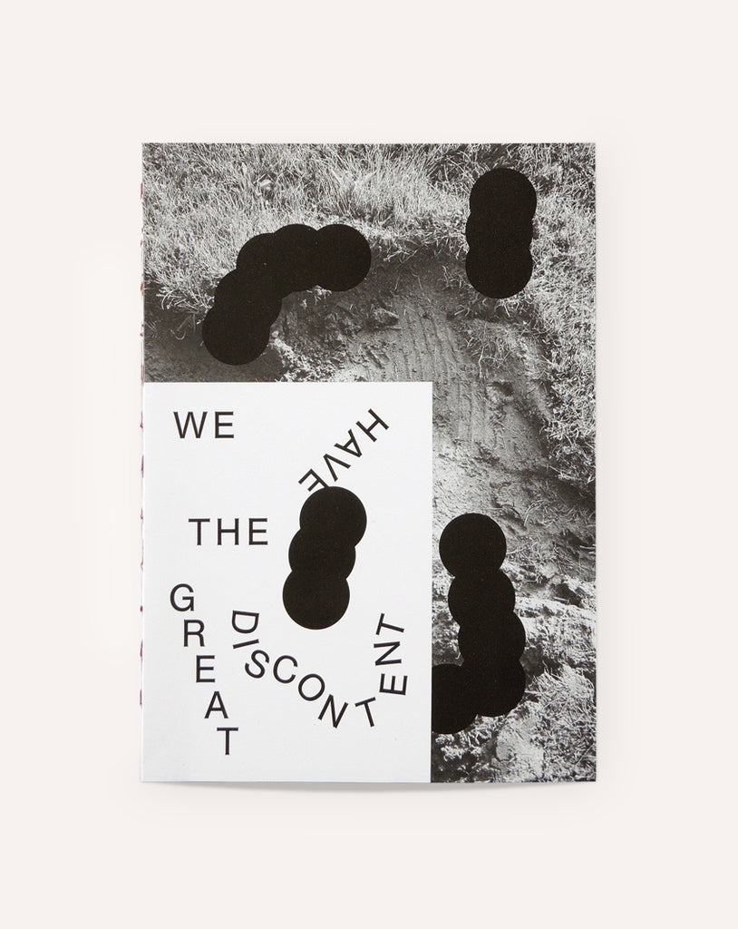 We Have the Great Discontent / Joel Evey