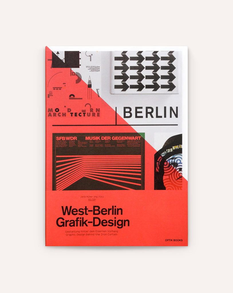 West-Berlin Grafik Design (West Berlin Graphic Design)