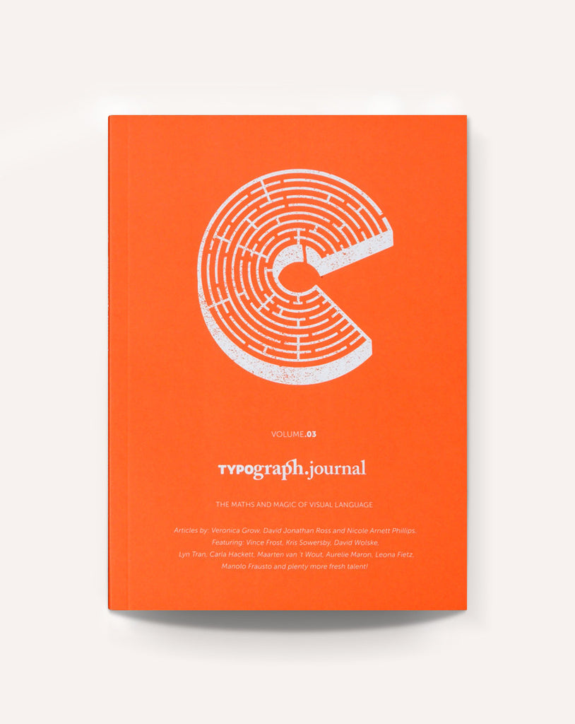 Typograph.Journal Vol. 03