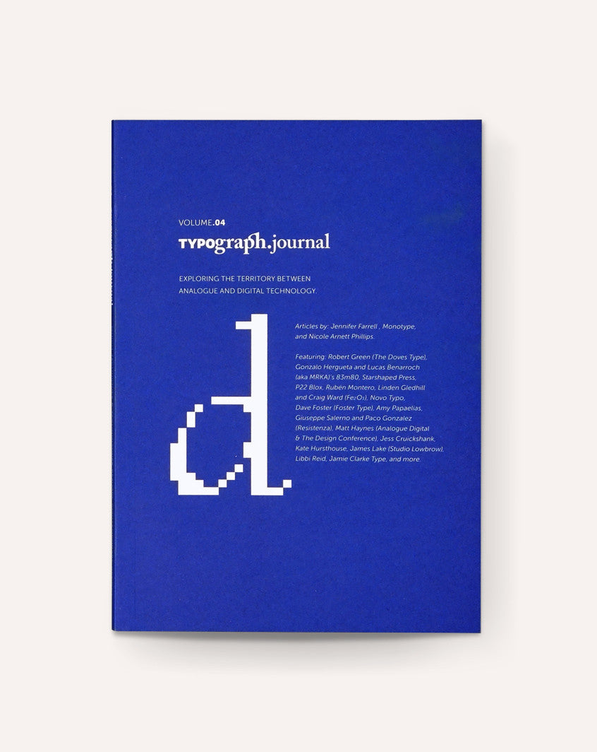 Typograph.Journal Vol. 04