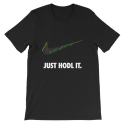 just hold it T-shirt