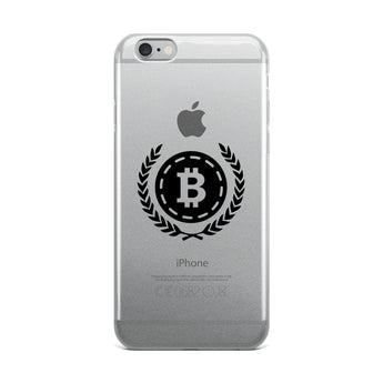 Bitcoin Hülle IPhone - 5/5s/Se, 6/6s, 6/6s