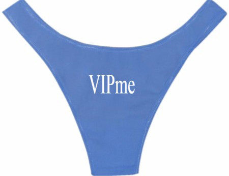 Ladies 6oz Thong