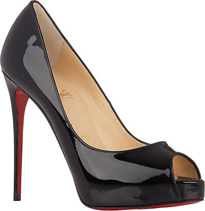 newest 1e119 c768c Christian Louboutin New Very Prive Pumps