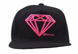 Diamond Hip Hop Snapback - A Stoners Heaven