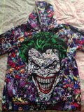 Joker 'The Many Faces' Hoodie