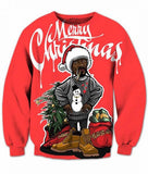 Snoop Dogg Merry Christmas Sweatshirt