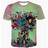 Suicide Squad 'Worst Heroes Ever' T-Shirt - A Stoners Heaven
