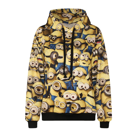 Minion Overload Hoodie - A Stoners Heaven
