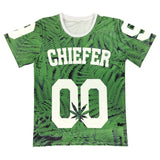 Weed 'Chiefer' T-Shirt - A Stoners Heaven