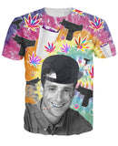 OG Danny Tanner Full House Of Lean T-Shirt - A Stoners Heaven