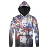 Harley Quinn 'Suicide Squad' Hoodie (The Joker Pack) - A Stoners Heaven