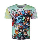 Suicide Squad Worse Heroes Ever T-Shirt - A Stoners Heaven