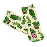 Cactus Women Ankle Socks - A Stoners Heaven