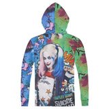 Harley Quinn 'MMM!' Hoodie (The Joker Pack) - A Stoners Heaven