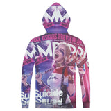 Harley Quinn Hoodie #2 (The Joker Pack) - A Stoners Heaven