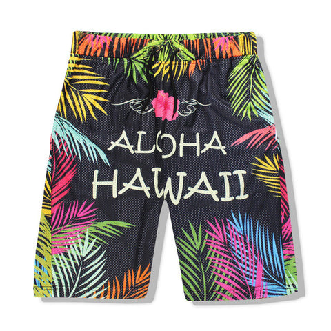 Aloha Hawaii Summer Shorts - A Stoners Heaven