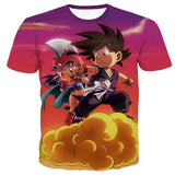 Kid Goku T-Shirt #4 - A Stoners Heaven