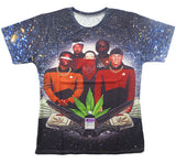 Star Trek Weed T-Shirt - A Stoners Heaven