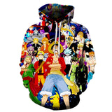 Anime All Star Hoodie