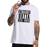 Fortnite Straight Outta Tilted Towers T Shirt
