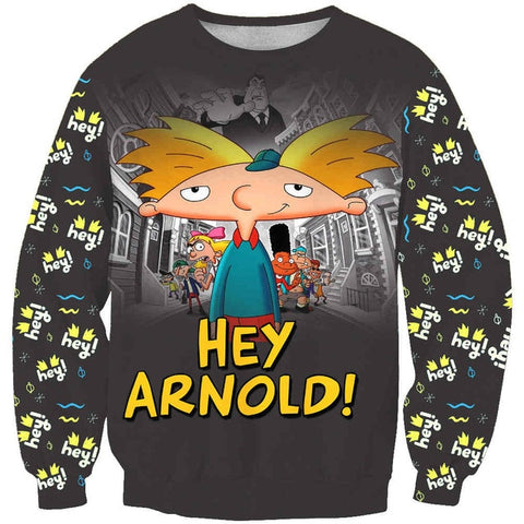 Hey Arnold Sweatshirt