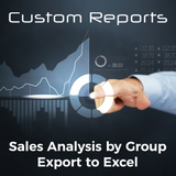 Counterpoint Sales Analysis By Group Exported to Excel