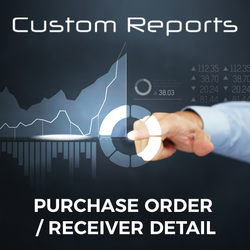 Counterpoint Purchase Order / Receiver Detail