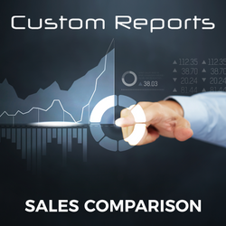 Counterpoint Sales Comparison