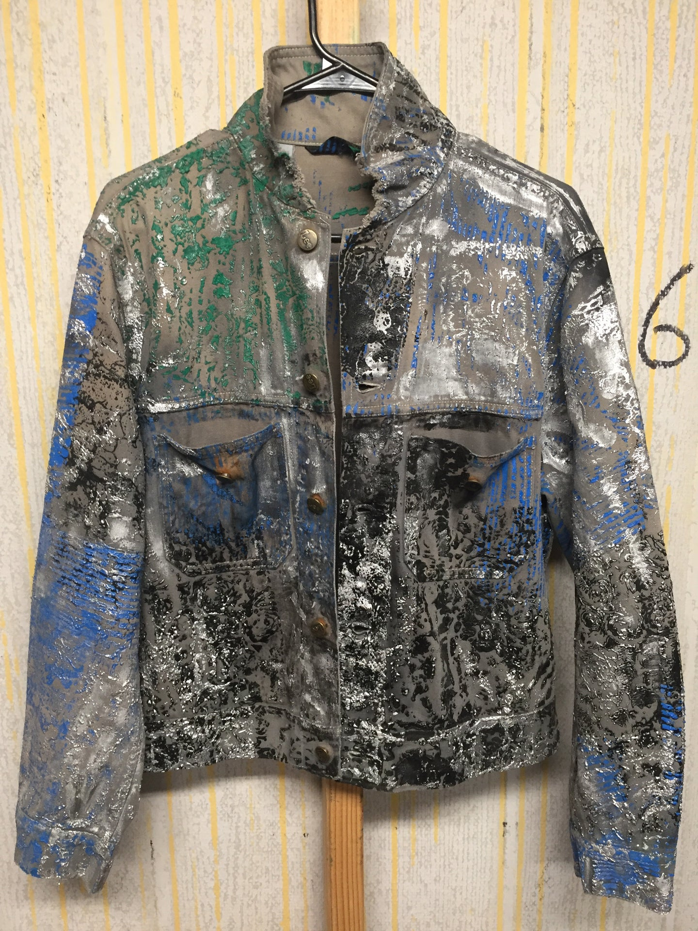 Future form jean jacket