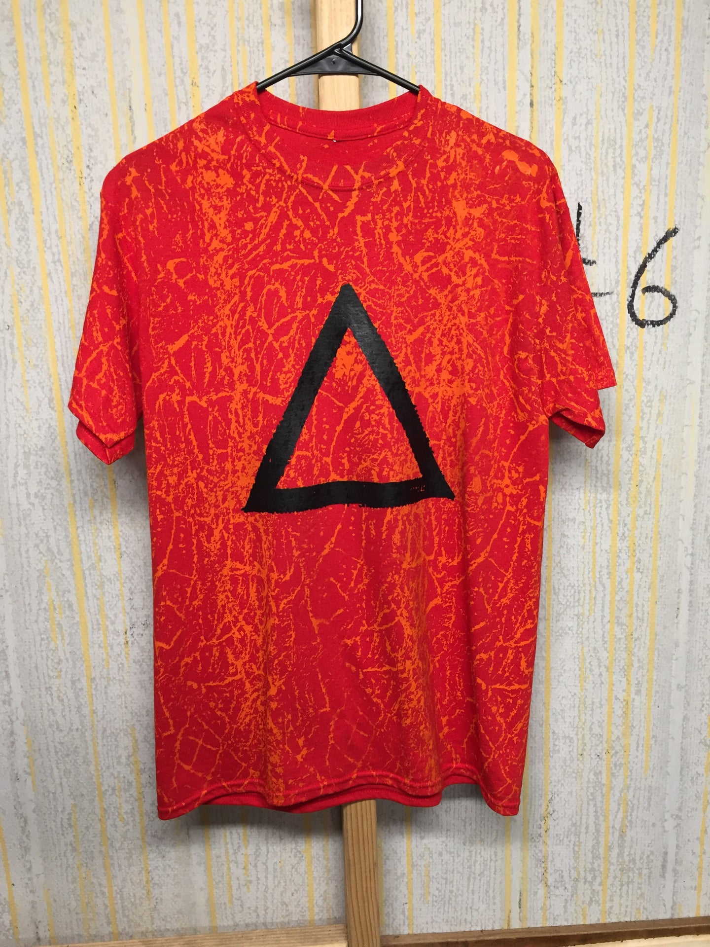 Fire sign shirt