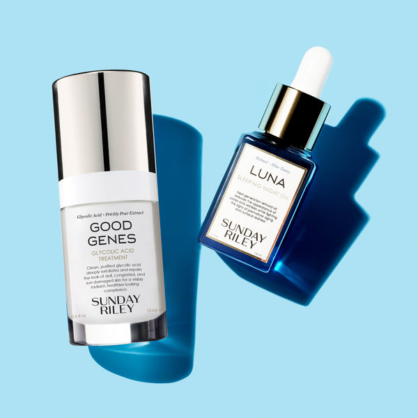 Power Couple Total Transformation Kit- Glycolic Acid Version